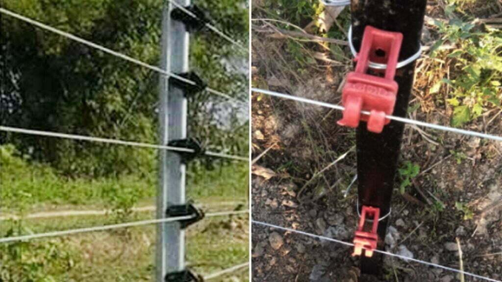 झटका मशीन की वायरिंग, तार फिटिंग/नीलगाय, सुअर व जंगली जानवरों को भगाने की झटका मशीन