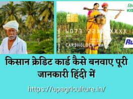 (KCC)किसान क्रेडिट कार्ड कैसे बनवाए | kisan credit card kaise banaye in hindi